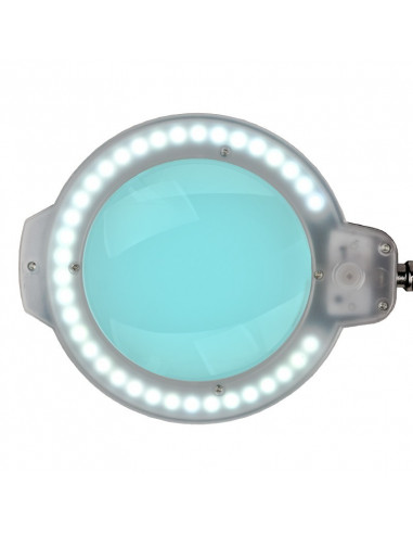 "Prisukama lempa lupa LED MOONLIGHT 8012/6"" - juoda"